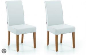 Goedkope restaurant stoelen per 2 stuks in de aanbieding.