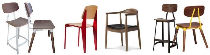 Horecameubilair en meubelen voor project inrichting.